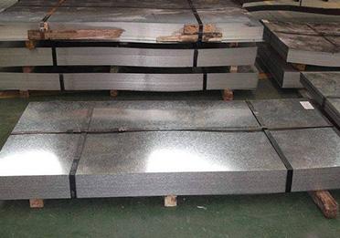镀锌板生产