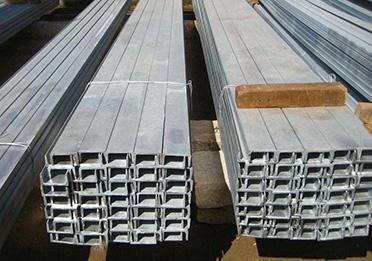 镀锌槽钢供应商