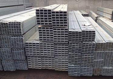镀锌方管定制厂家
